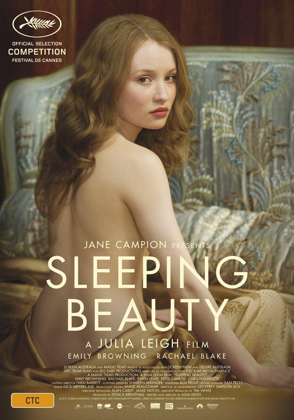 Спящая красавица. Обложка с сайта imageshost.ru