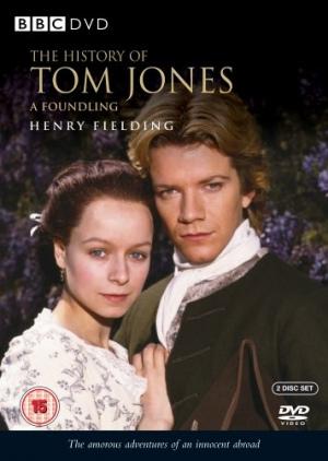 История Тома Джонса, найденыша. Обложка с сайта kinopoisk.ru