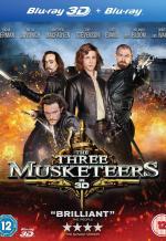 Мушкетеры. Обложка с сайта kino-govno.com