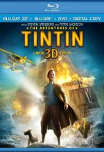 Приключения Тинтина: Тайна единорога. Обложка с сайта keep4u.ru