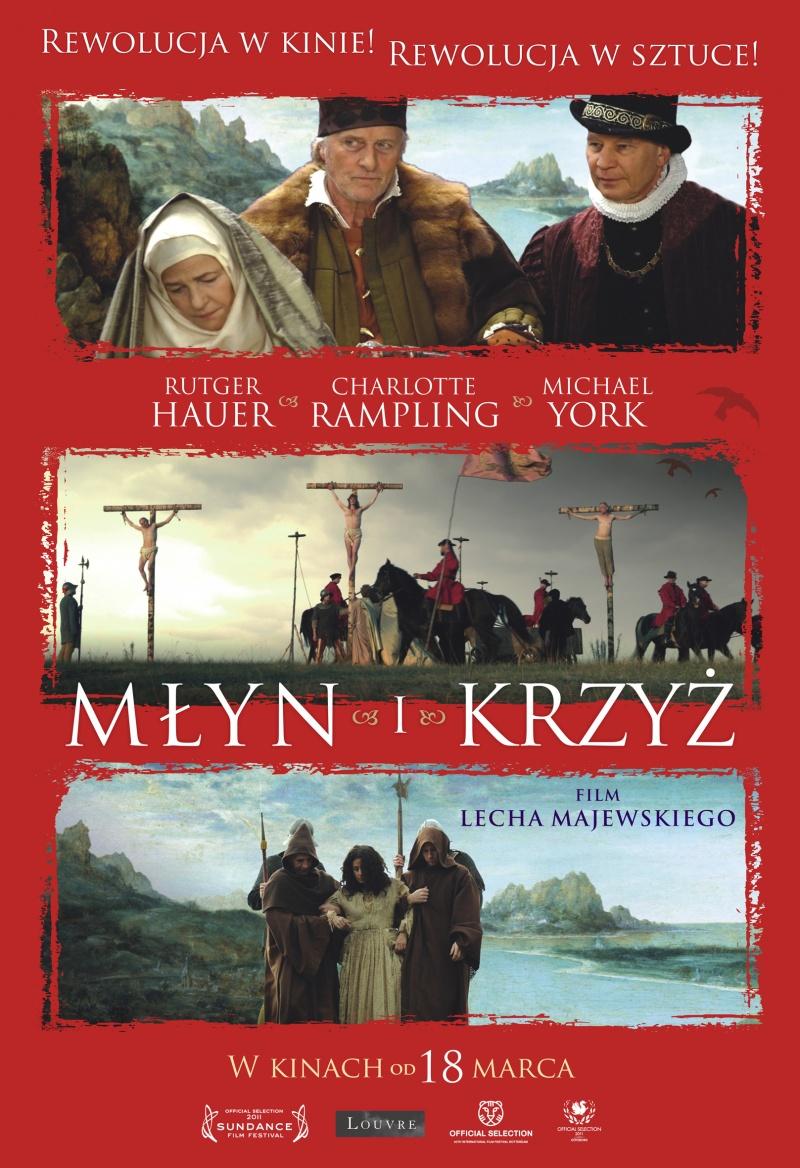 Мельница и крест. Постер с сайта kinopoisk.ru