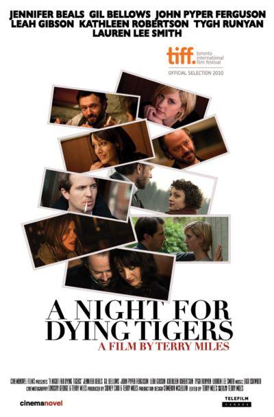 Ночь для умирающих тигров. Обложка с сайта kino-govno.com