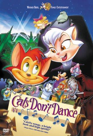 Коты не танцуют. Обложка с сайта kino-govno.com
