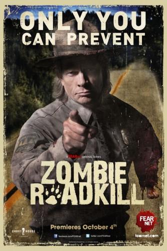 Зомби с дороги. Обложка с сайта kino-govno.com