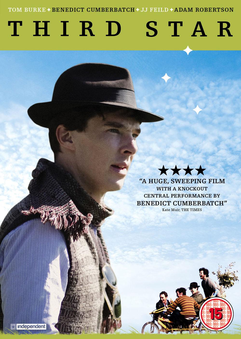 Третья звезда. Постер с сайта moviesbig.net