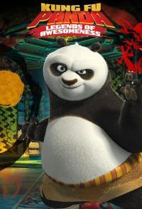 Кунг-фу Панда: Удивительные легенды. Обложка с сайта ipicture.ru