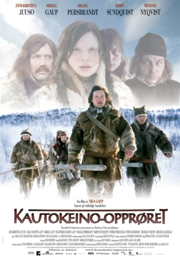 Бунт в Каутокейно. Обложка с сайта bolero.ru