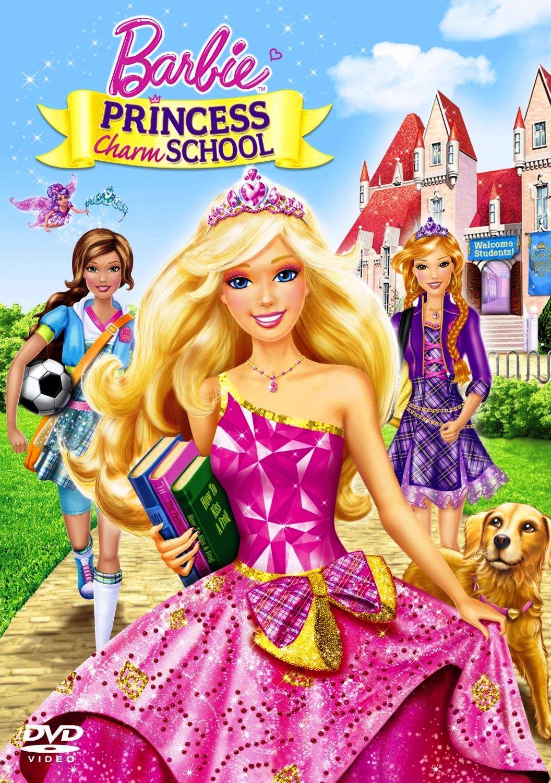 Барби: Академия принцесс. Обложка с сайта ipicture.ru