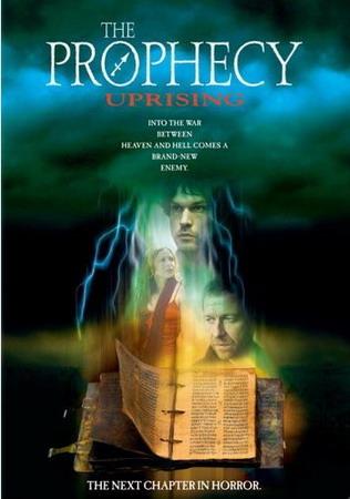 Пророчество 4: Восстание. Обложка с сайта bolero.ru