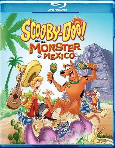 Скуби-Ду и монстр из Мексики. Обложка с сайта bolero.ru