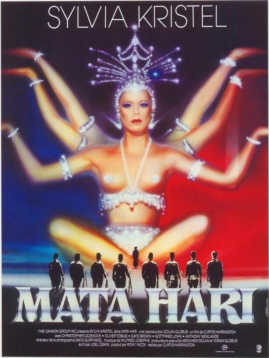 Мата Хари. Обложка с сайта bolero.ru