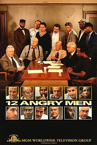 12 разгневанных мужчин. Обложка с сайта kinopoisk.ru
