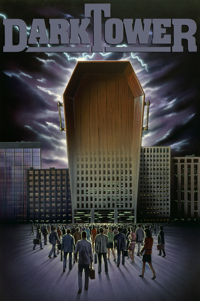 Темная башня. Обложка с сайта imageshost.ru