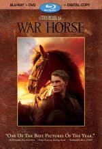Боевой конь. Обложка с сайта ozon.ru