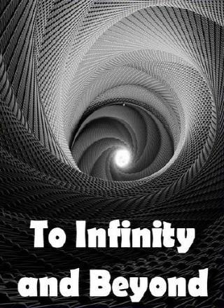 Бесконечная бесконечность. Обложка с сайта imagepost.ru