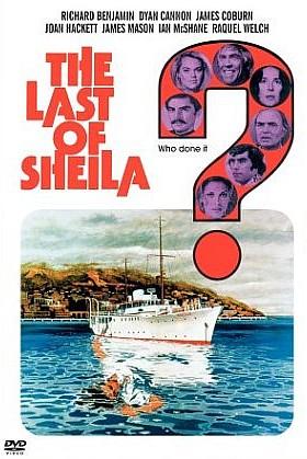 Последний круиз на яхте «Шейла». Обложка с сайта kino-govno.com