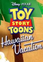 История игрушек: Гавайские каникулы. Обложка с сайта ipicture.ru