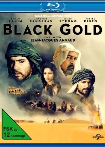 Черное золото. Постер с сайта kinopoisk.ru