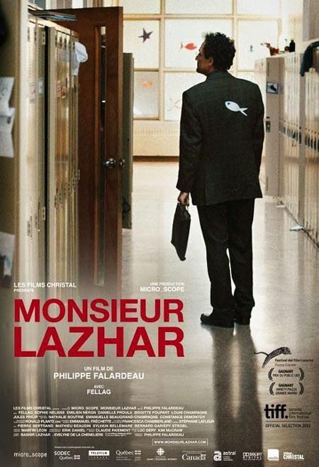 Господин Лазар. Обложка с сайта ozon.ru