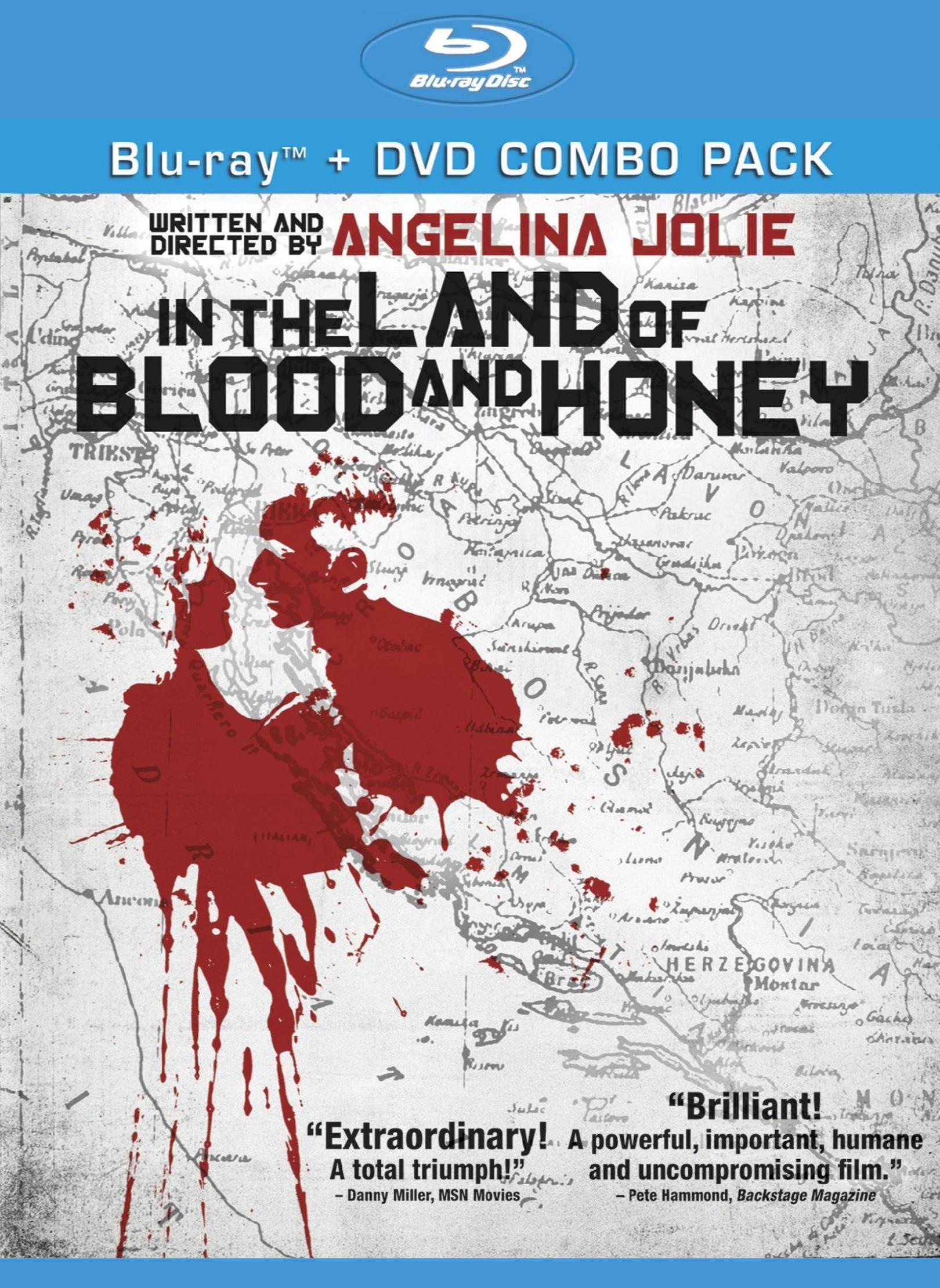В краю крови и меда. Обложка с сайта radikal.ru