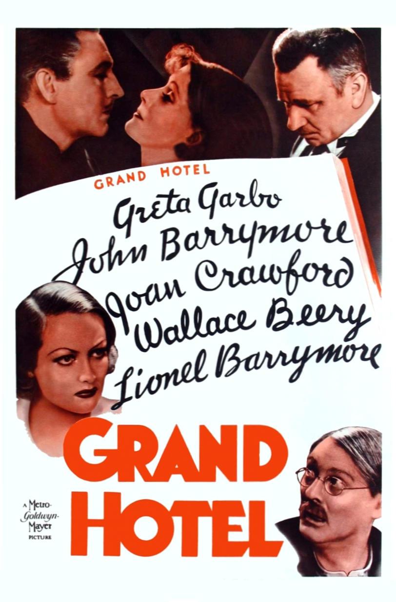 Гранд Отель. Обложка с сайта kino-govno.com