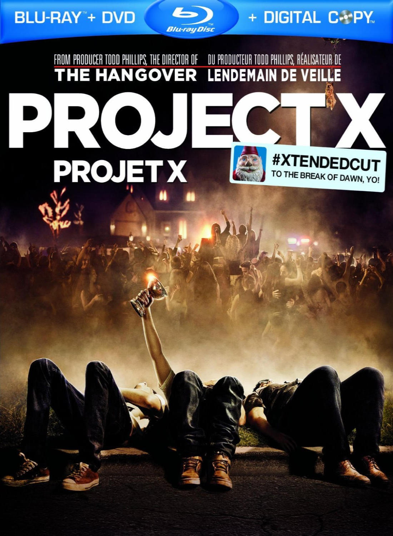 Проект X: Дорвались. Обложка с сайта kinopoisk.ru