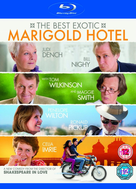 Отель «Мэриголд»: Лучший из экзотических. Обложка с сайта kino-govno.com