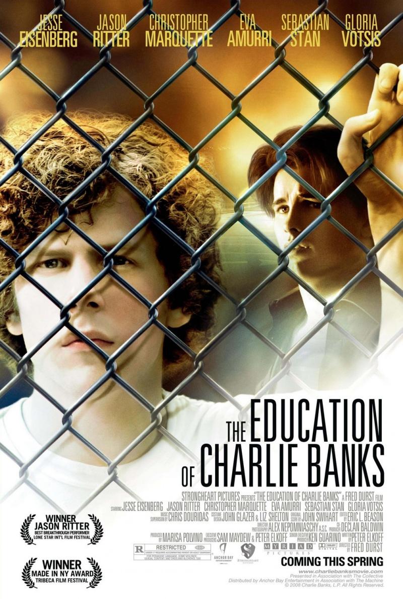 Образование Чарли Бэнкса. Обложка с сайта bolero.ru