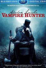 Президент Линкольн: Охотник на вампиров. Обложка с сайта kinopoisk.ru