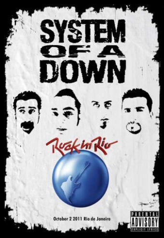 System of a Down. Rock in Rio. Обложка с сайта imageshost.ru