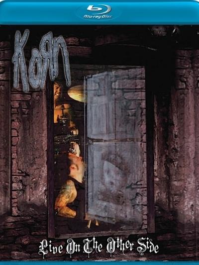 Korn. Live On The Other Side. Обложка с сайта imageshost.ru