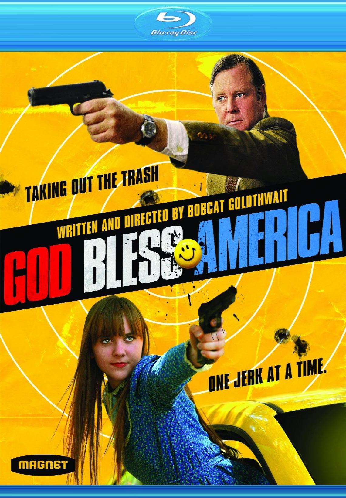 Боже, благослови Америку. Постер с сайта kinopoisk.ru