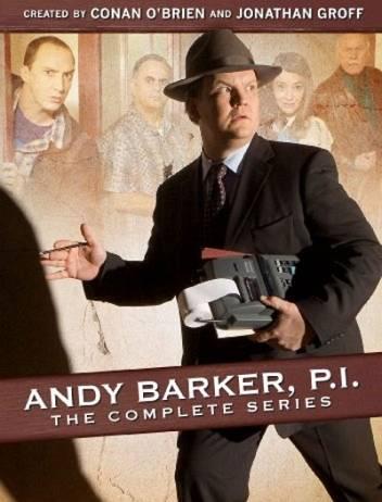 Частный детектив Энди Баркер. Обложка с сайта ipicture.ru