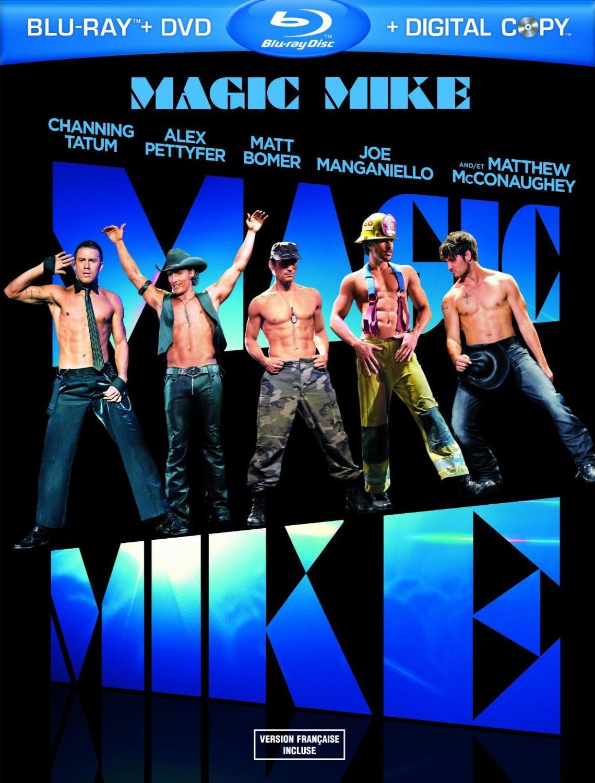 Супер Майк. Обложка с сайта kinopoisk.ru
