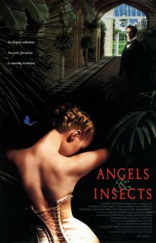 Ангелы и насекомые. Обложка с сайта imagepost.ru