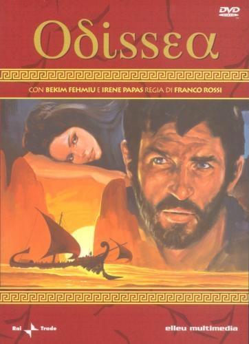 Приключения Одиссея. Обложка с сайта imagepost.ru