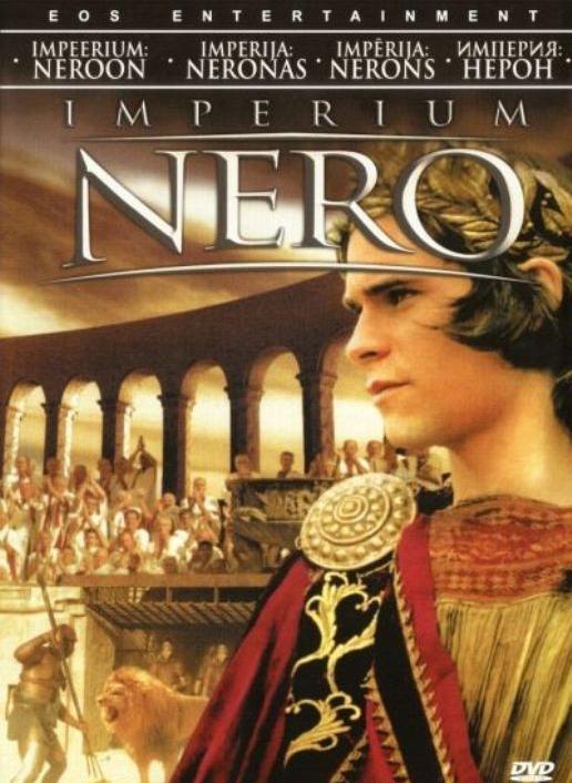 Римская империя: Нерон. Обложка с сайта radikal.ru