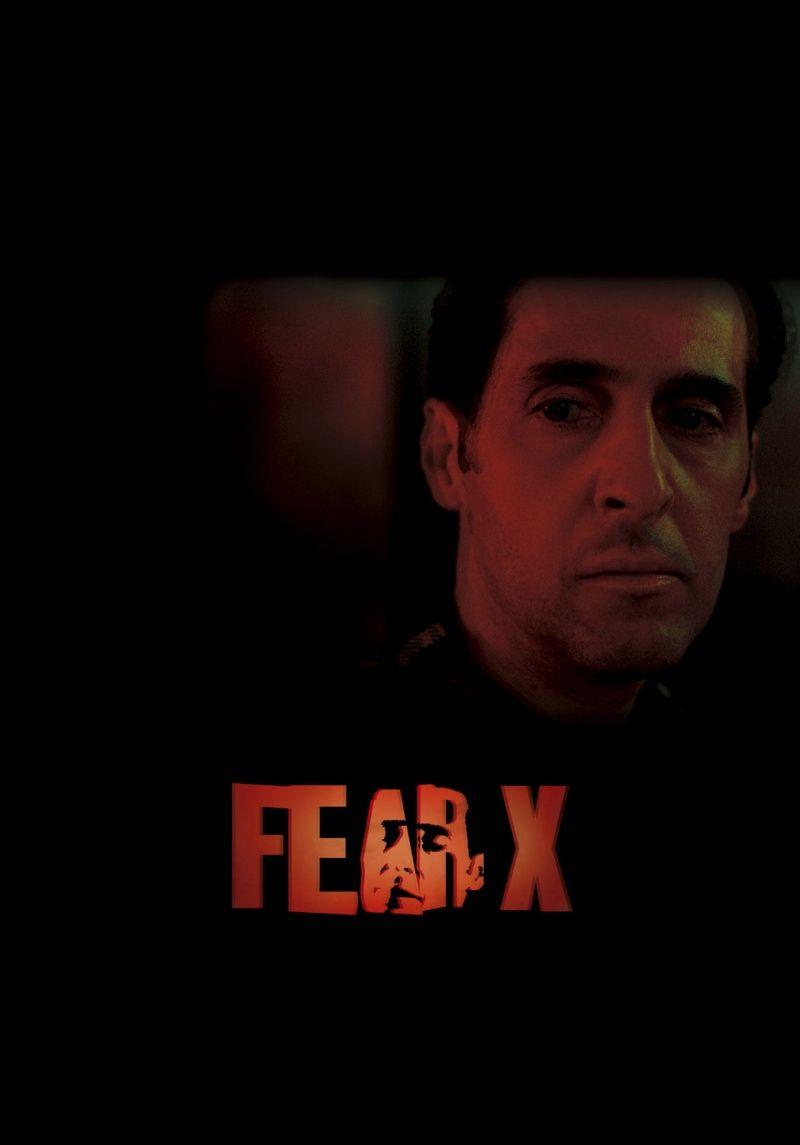 Страх «Икс». Обложка с сайта imagepost.ru