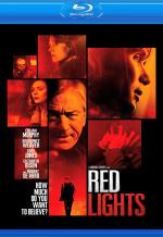 Красные огни. Постер с сайта kinopoisk.ru