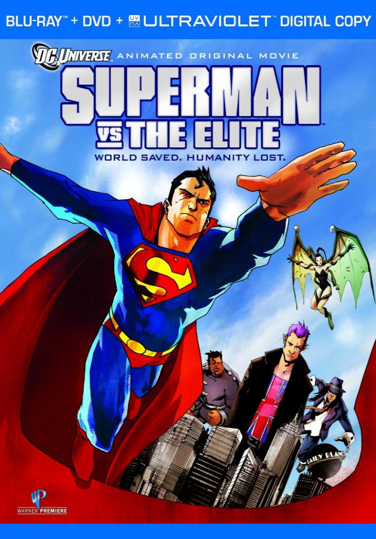 Супермен против Элиты. Обложка с сайта ipicture.ru