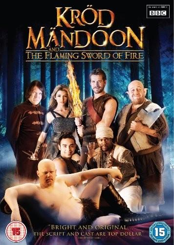 Крод Мандун и Огненный меч. Обложка с сайта ozon.ru