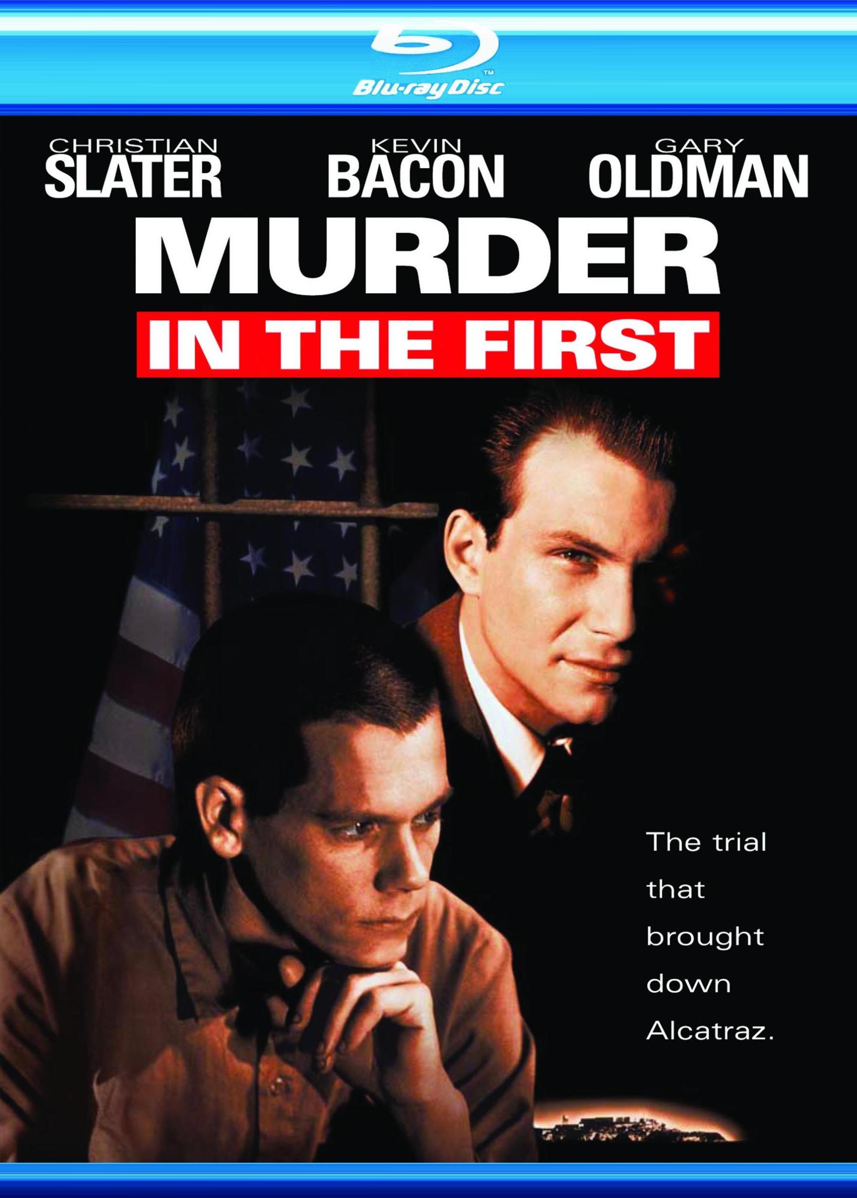 Убийство первой степени. Обложка с сайта kinopoisk.ru