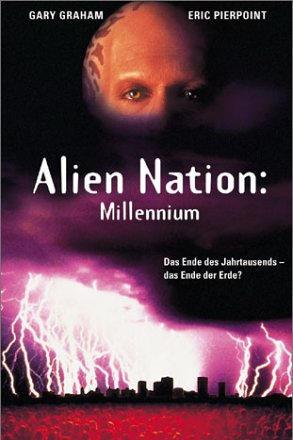 Нация пришельцев: Миллениум. Обложка с сайта kino-govno.com