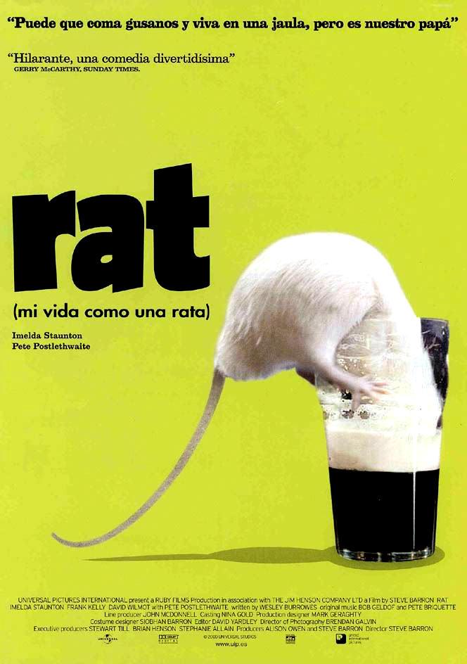 Мистер крыс. Обложка с сайта ozon.ru