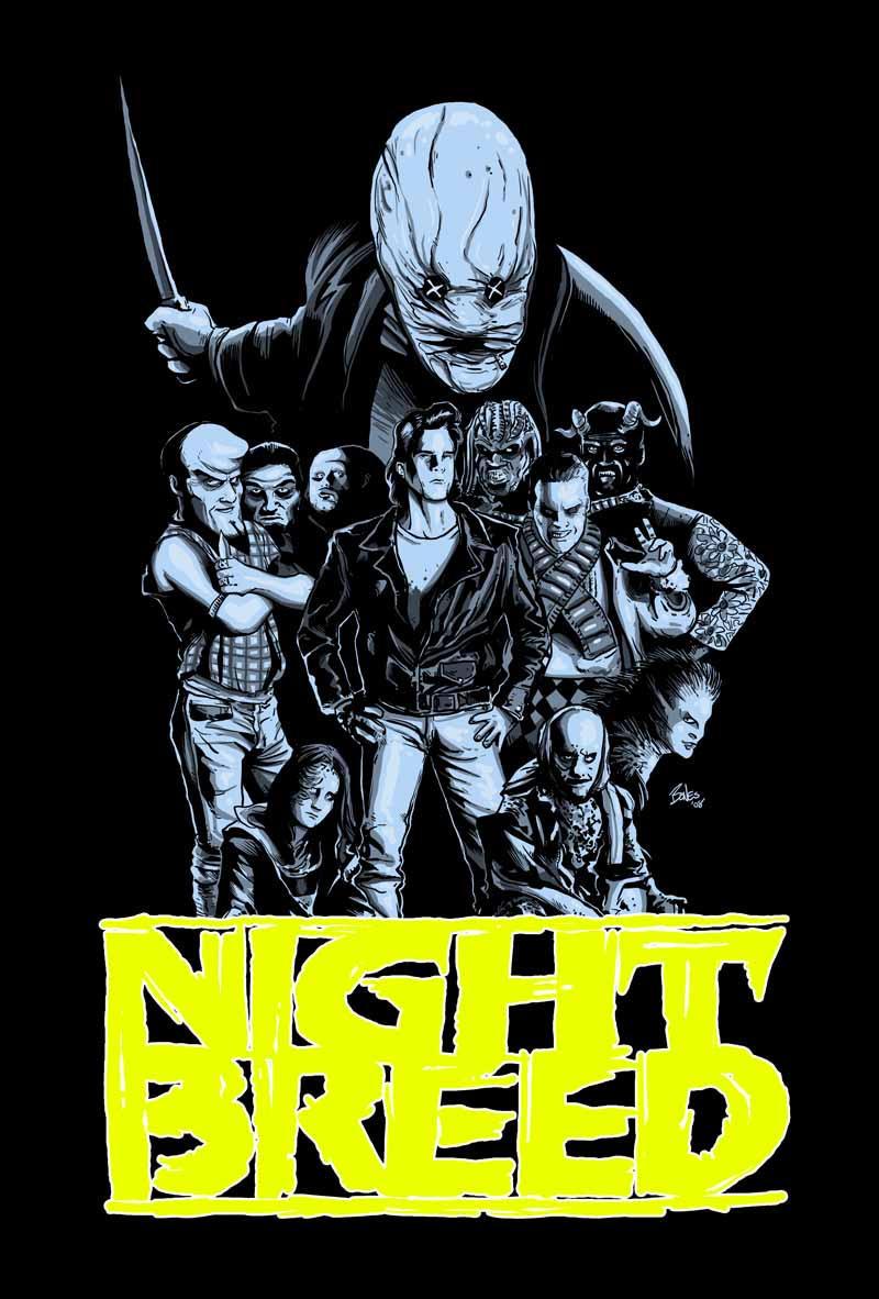 Ночной народ. Обложка с сайта bolero.ru
