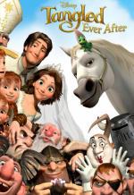 Рапунцель: Счастлива навсегда. Обложка с сайта kino-govno.com