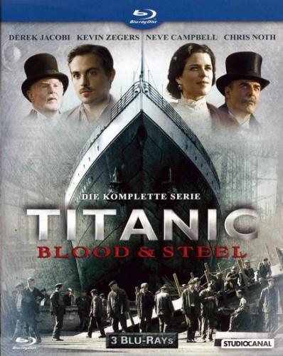 Титаник: Кровь и сталь. Обложка с сайта kinopoisk.ru