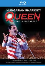 Queen. Hungarian Rhapsody - Live In Budapest. Обложка с сайта keep4u.ru