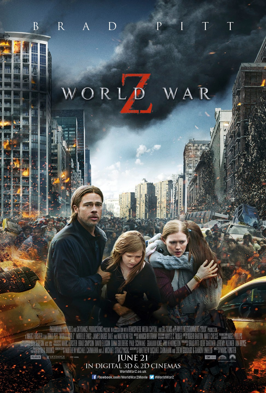 Война миров Z. Обложка с сайта kino-govno.com