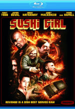 Суши гёл. Постер с сайта kinopoisk.ru